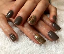 cnd rubble u0026 lecente sleigh bells hair nails and makeup