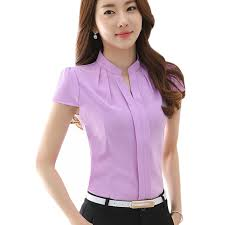 womens blouses for work high quality 2016 fashion summer blusas clothing blouses
