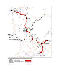 Wv State Parks Map by Kanawha River Railroad Knwa Watco Companies