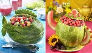 fruit centerpieces watermelon and fruit centerpieces aol image search results