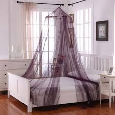 Sheer Bed Canopy Buy Purple Bed Canopy From Bed Bath Beyond