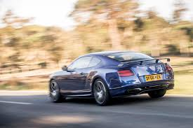 bentley price 2018 2017 bentley continental supersports first drive review
