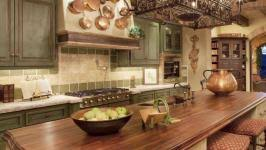 rustic mexican kitchen video hgtv