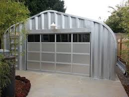 Overhead Shed Doors Kal Aluminum Garage Door Contemporary Shed Portland By