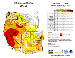 Us Climate Map How Much Water Do Californians Use And What Does A 20 Percent Cut