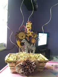 Safari Baby Shower Centerpiece by 23 Best Fiesta Jungla Emilia Images On Pinterest Jungle Party