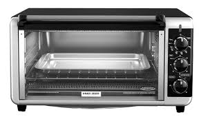 Cuisinart Tob 195 Exact Heat Toaster Oven Broiler Stainless Black And Decker To3250xsb Review Need A Big Oven