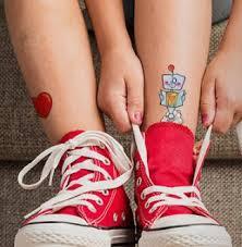 small red heart tattoo tattooforaweek temporary tattoos largest