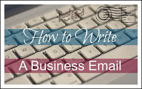 How To Write Business Email by How To Write A Business Email Clarity Creative Group Blog