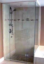 Frameless Bifold Shower Door Folding Bathtub Doors Foter