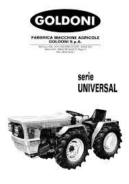 tractor goldoni 230 manual documents