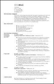 free contemporary it resume templates resumenow