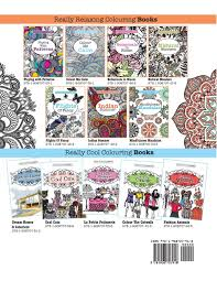 amazon com really cool colouring book 4 colour the catwalk