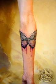 butterfly tattoos ankle lace watercolor butterfly tattoo tattoos of sally roelofs