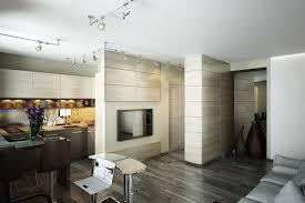 cuisine sol parquet design interieur intérieur design plafond blanc neige sol parquet