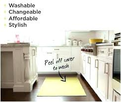 Washable Kitchen Area Rugs Kitchen Throw Rugs Washable Maslinovoulje Me