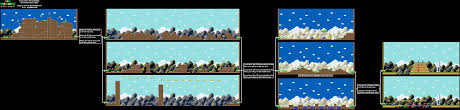 Super Mario World Map by Super Mario World Chocolate Island 2 Map Png Neoseeker