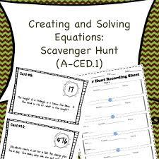 creating and solving equations tessshlo