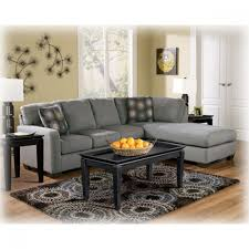 Ashley Chaise Sectional Raf Chaise Sectional Charcoal