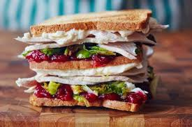 recipe turkey and brussels sprouts club sandwich kitchn