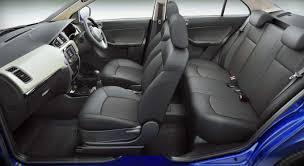 Sumo Gold Interior Best Petrol Diesel Compact Sedan Car In India Zest From Tata Motors