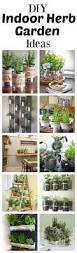 diy table top herb gardenfrom an old pallet in indoor garden ideas
