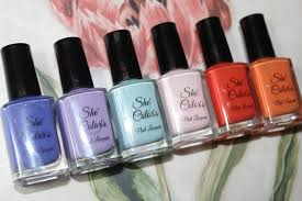 simply jary she color nail polish spring 2017 collection