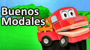 imagenes infantiles trackid sp 006 los buenos modales barney el camion canciones infantiles video