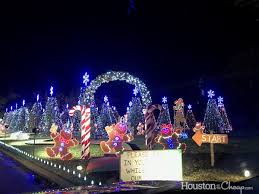zoo lights houston 2017 dates best christmas lights in houston 2017