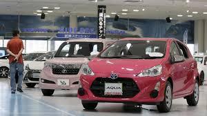 toyota car recall crisis crisis mounts as toyota nissan recall 6 5 million cars south