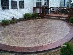 Backyard Concrete Patio Ideas by 15 Diy How To Make Your Backyard Awesome Ideas 14 Concrete Porch