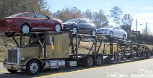 car carrier truck photo collection trucks semi trailer cars