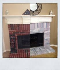 Fireplace Vacuum Lowes by Interior Whitewashing Brick Fireplace How To Whitewash Brick