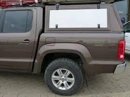Land Cruiser Aluminium Canopy by Zambezi Canopy U2013 Vw Amarok D Cab U2013 Big Country 4 4
