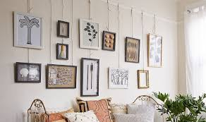 picture hanging ideas two novel ideas for hanging art one kings lane