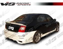 2003 hyundai elantra kit 2004 2006 hyundai elantra 4dr fuzion kit vis racing sports inc