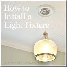 How To Install A Hanging Light Fixture Fresh How To Install A Hanging Light Fixture And How To Hang A