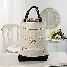 bridesmaid tote bags bridesmaid tote bag toys