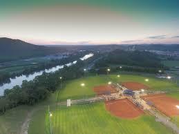 kingsport parks u0026 recreation domtar park baseball field