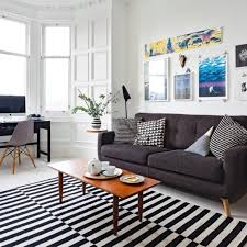monochromatic living rooms 20 cool living rooms with statement artwork rilane