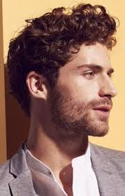 hairstyles for curly haired square jawed men 14 curly hairstyle for boys pinteres