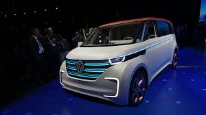 volkswagen minivan 2016 volkswagen u0027s electric concept van is no microbus but that u0027s okay