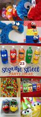 23 sensational sesame street party ideas sesame street party