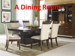 What Is A Dining Room What Is The Difference Between U201chouse U201d And U201chome U201d Ppt Video