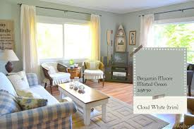 benjamin moore colors for living room our house colors harbour breeze home