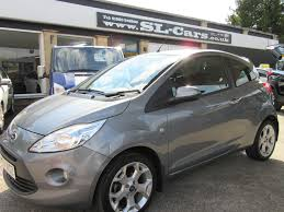 used ford ka titanium for sale motors co uk