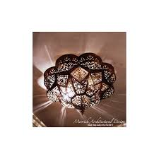 Traditional Ceiling Light Fixtures Moroccan Ceiling Light Arizona