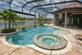 residential pools florida pool service