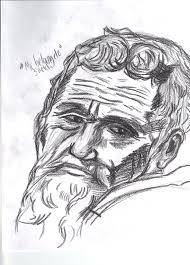 michelangelo sketch by jaskirats on deviantart