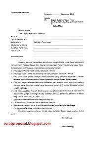 contoh surat pernyataan untuk melamar kerja contoh surat lamaran kerja cpns terbaru 2014